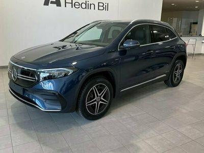 begagnad Mercedes 200 E Benz EQA 250 AMG Line 2021, Kombi Pris 568kr