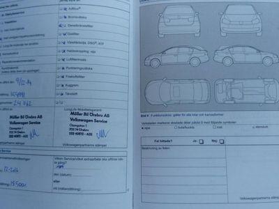 begagnad VW Touran 1T -13