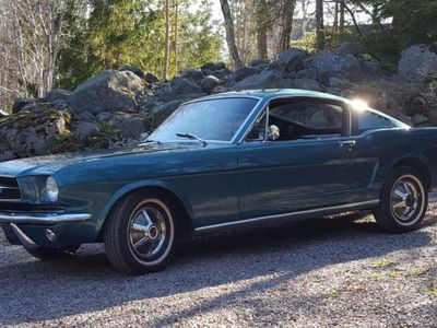 gebraucht Ford Mustang Fastback
