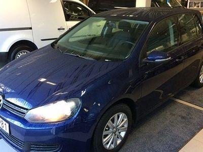 begagnad VW Golf TDI 105 Master 2012, Kombi 89 900 kr