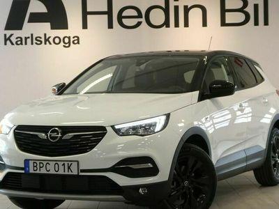 begagnad Opel Grandland X DESIGN LINE P130 AT8 PLUSPAKET / / DEMO