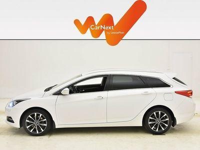 brugt Hyundai i40 KOMBI CW 1.7 CRDi DCT 141hk EU6 DRAG NAVI