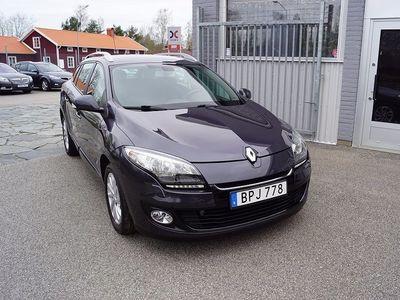 begagnad Renault Mégane Megane1.5 DCI SPORTS TOURER AUTOMAT 2013, Personbil 69 900 kr
