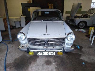 begagnad Peugeot 404 1964