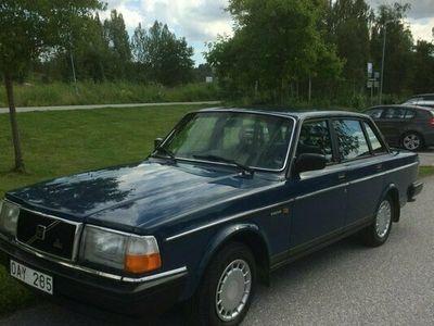begagnad Volvo 244 1990 års modell