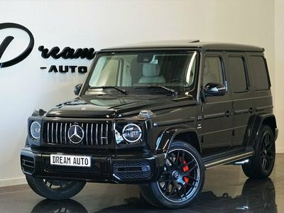 begagnad Mercedes G63 AMG AMG DRIVERS PACKAGE CARBON
