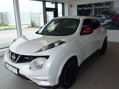 begagnad Nissan Juke Nismo 1.6 2013, SUV 104 900 kr
