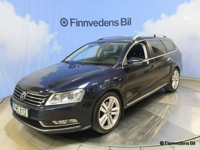 begagnad VW Passat 2.0 TDI BlueMotion Technology 4Motion