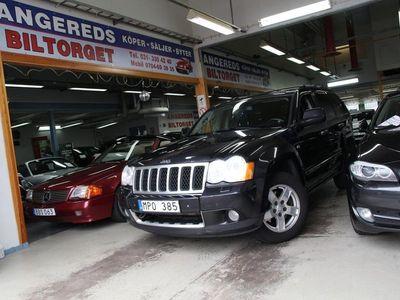 begagnad Jeep Grand Cherokee 3.0 V6 CRD 4WD Automat