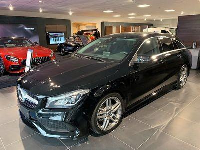 begagnad Mercedes 180 CLA BenzShooting Brake AMG 7G-DCT 2019, Sportkupé 315 600 kr