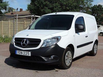 begagnad Mercedes Citan 111 CDI 110hk,leasebar 3s