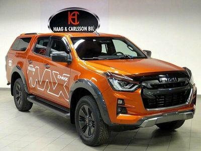 begagnad Isuzu D-Max XRX AT Double Cab D-Värmare 2021, Pickup Pris 516 375 kr