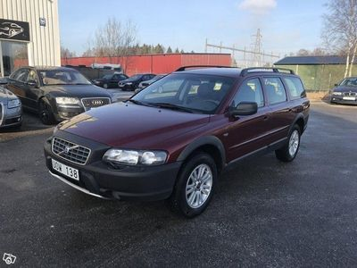 begagnad Volvo XC70 2.5T AWD NYBES Automat Business 210hk