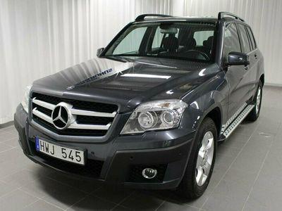 begagnad Mercedes GLK320 CD 4matic 7G-Tronic (224hk)