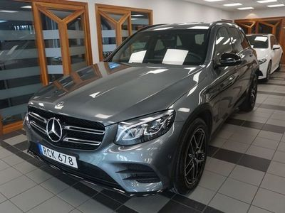 usata Mercedes GLC220 220d 4MATIC // Night Package // Inkl. Vinterhjul