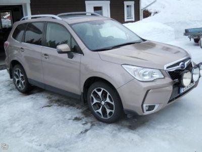 gebraucht Subaru Forester XT -14