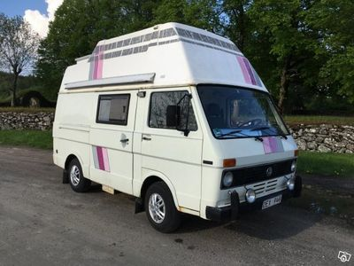 gebraucht VW LT 31 Husbil High Top -81