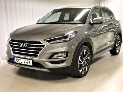 begagnad Hyundai Tucson 1.6 T AUT-DCT7 4WD Premium