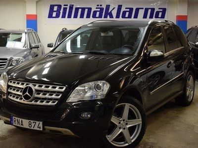 begagnad Mercedes ML320 CDI 4MATIC / 9900 mil