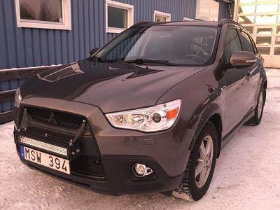 begagnad Mitsubishi ASX 1.8 D 4WD