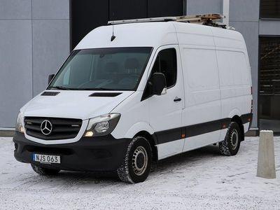 begagnad Mercedes Sprinter 316 Automat 163hk UTRU -16