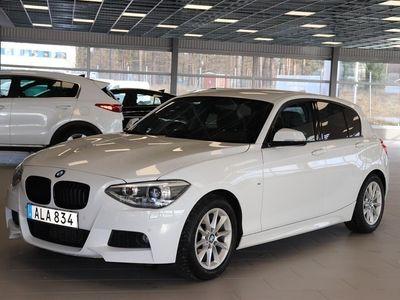 begagnad BMW 118 d 5dr Aut M-Sport F20 143hk