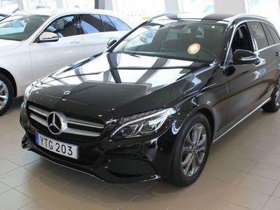 begagnad Mercedes C220 C-KLASSKombi DEMO