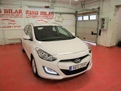 begagnad Hyundai i30 cw 1.6 CRDi 1ägare 110hk