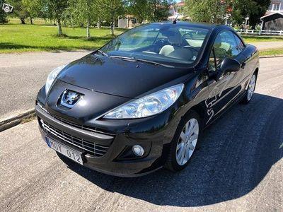 begagnad Peugeot 207 CC 1.6 VTi 120hk 8700 mil -10