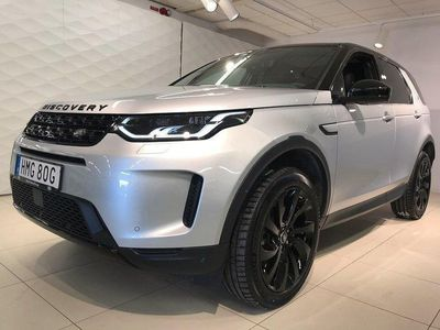 begagnad Land Rover Discovery Sport D180 SE / Black Pa