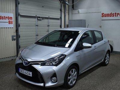 begagnad Toyota Yaris 1.5 101Hk Hybrid Active Aut 5D