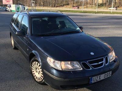 begagnad Saab 9-5 kombi