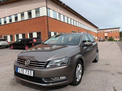 begagnad VW Passat 2.0 TDI 140hk Nyservad BlueMotion