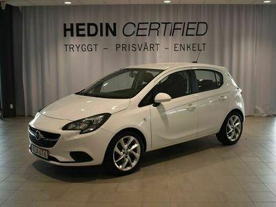 begagnad Opel Corsa 5 - dörrar 1.4 90hk