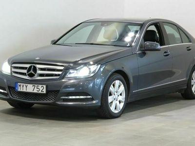 begagnad Mercedes C220 - BenzCDI Avantgarde 170hk | Drag / P - Värmare