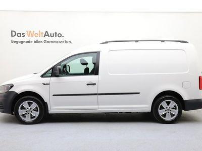 begagnad VW Caddy Maxi TDI150 DSG Komfort/P-värmare