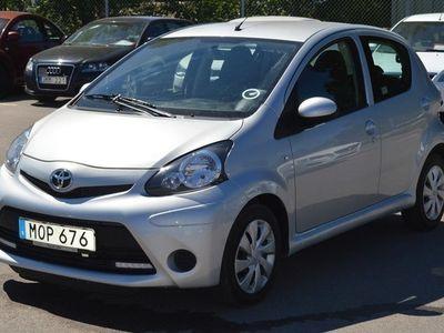 begagnad Toyota Aygo 1,0 VVT, 3000MIL