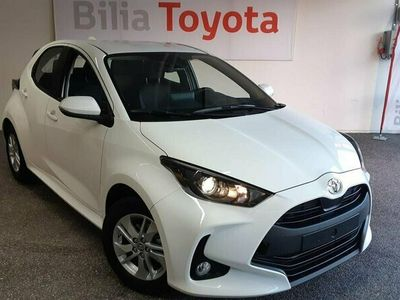 begagnad Toyota Yaris BILIA DAYS KAMPANJ Active + Komf.p SPI