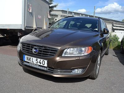 begagnad Volvo V70 D4 S/S Momentum