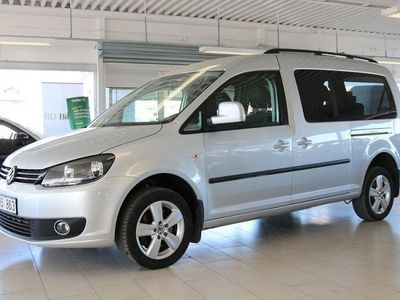 usado VW Caddy Maxi Life MPV 7-SITS 4MOTION -12