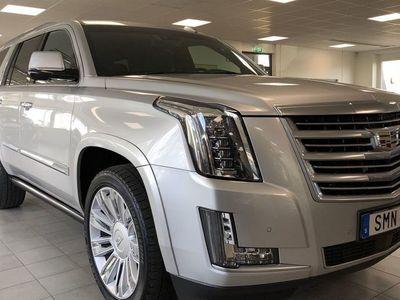 begagnad Cadillac Escalade Platinum 6,2 V8 426hk