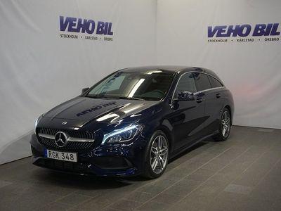 begagnad Mercedes CLA220 Shooting Brake d 7G-DCT AMG