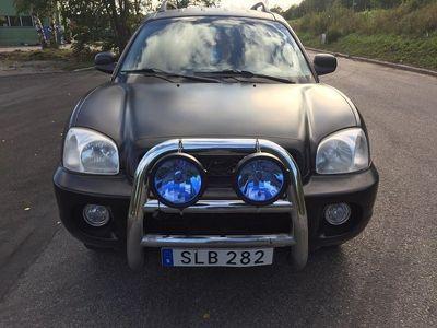 used Hyundai Santa Fe 2.4 4WD. AC. -01