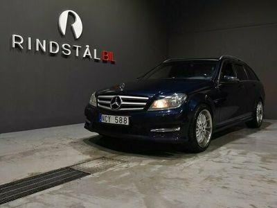 begagnad Mercedes C200 C BenzT CDI AUT DRAG AMG SPORT 2013, Kombi Pris 109 900 kr