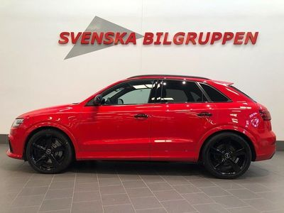 begagnad Audi RS3 2.5 TFSI quattro Aut 310hk läder Lm S+V-hjul Nav