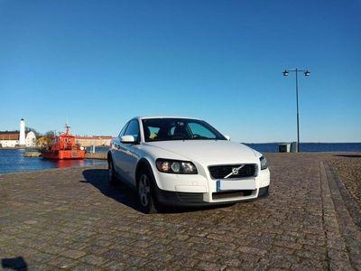 begagnad Volvo C30 1.8 Kinetic Vit