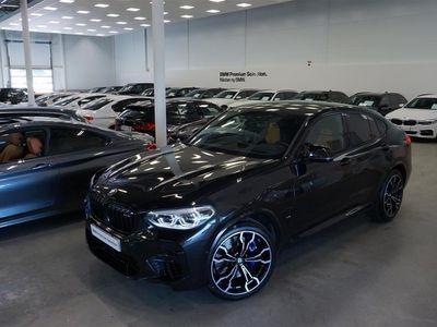 begagnad BMW X4 M Competition 510 HK