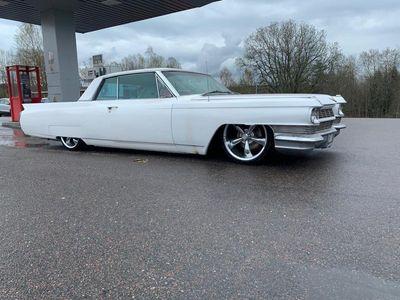 begagnad Cadillac Coupé DeVille 1964 Luftfjädring