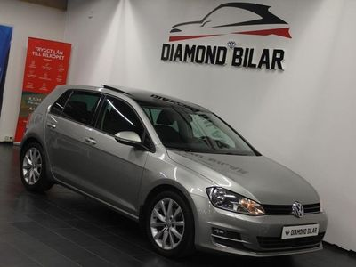 begagnad VW Golf 1.4 TSI BlueMotion Highline Plus (140hk)