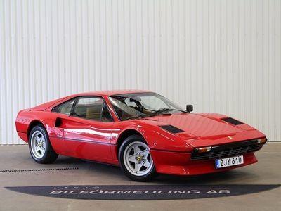 begagnad Ferrari 208 GTB 2.0 V8 155hk